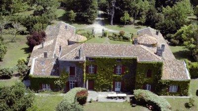 Le Château de Biscarrosse